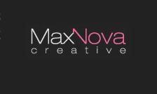 Maxnova-creative-logo-on-grid